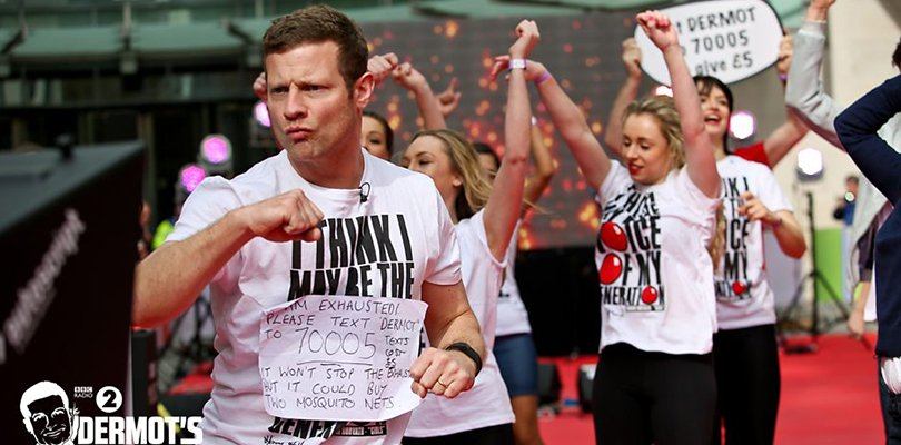 Dermot's Day of Dance