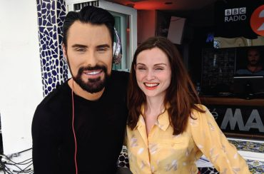 Rylan took his BBC Radio 2 show to Ibiza!