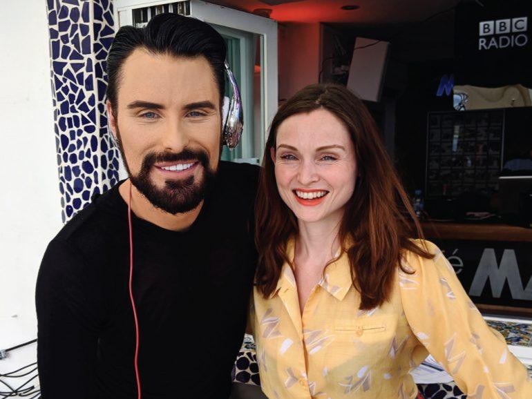 Rylan took his BBC Radio 2 show to Ibiza!