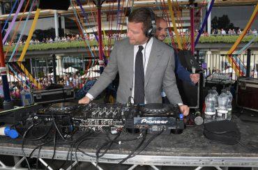We DJ'd at Ascot Races!