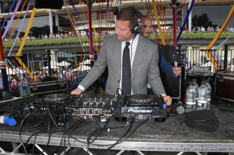 We DJ'd at Ascot Races!
