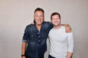 Bruce Springsteen on Radio 2