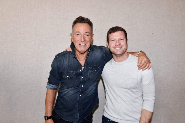 Bruce Springsteen on Radio 2